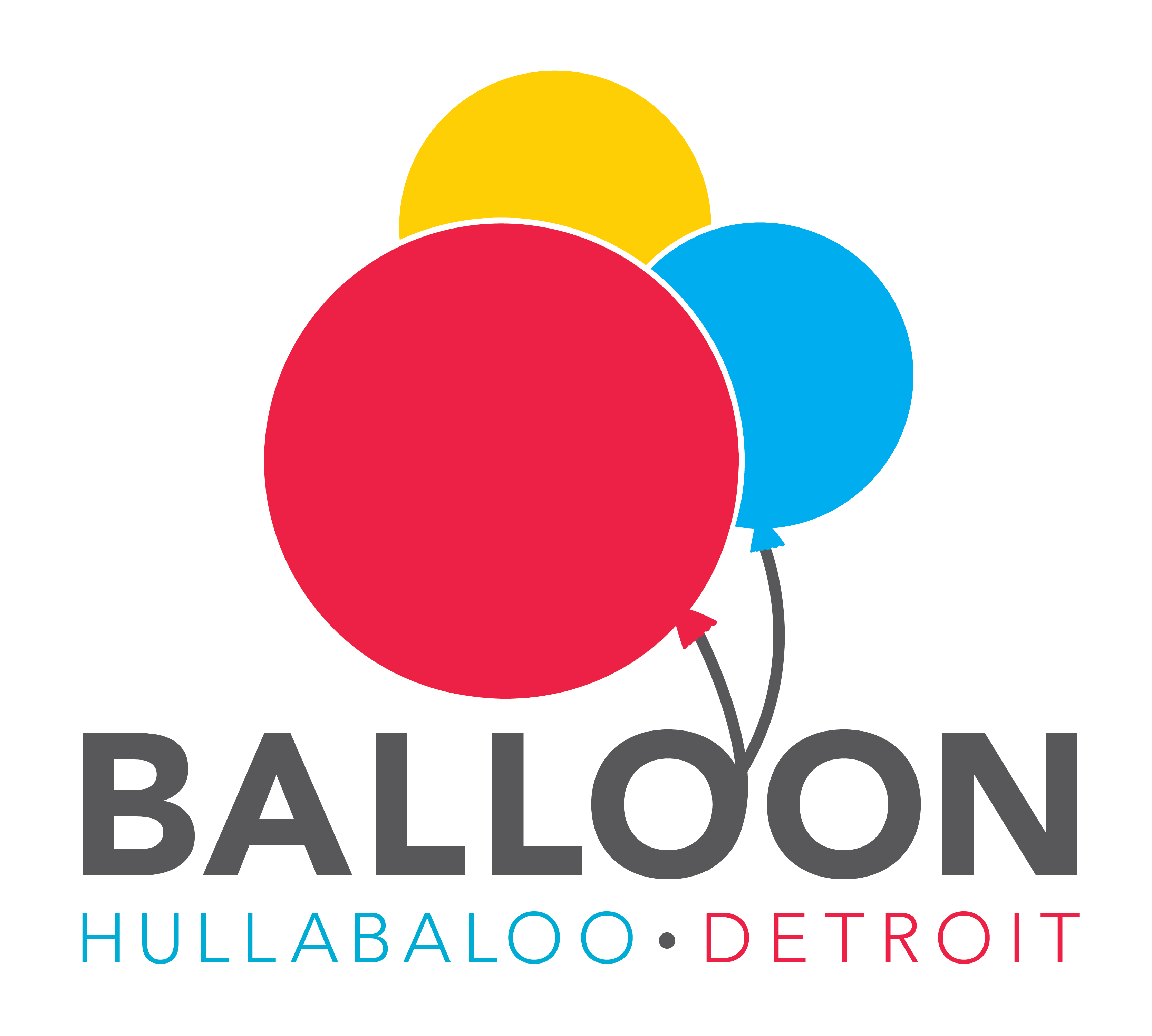 Balloon Hullabaloo Logo