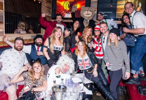 Top Halloween Activities in Denver and Bar Crawls
