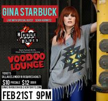 Gina Starbuck Live Acoustic at The House of Blues Voodoo Lou...