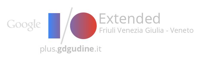 Logo Google IO Extended