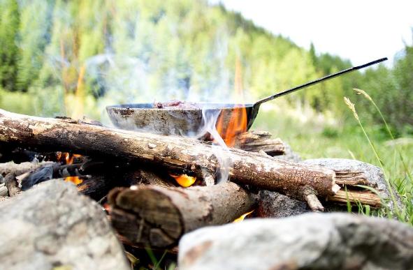 Mountain cooking - Kieran Creevy