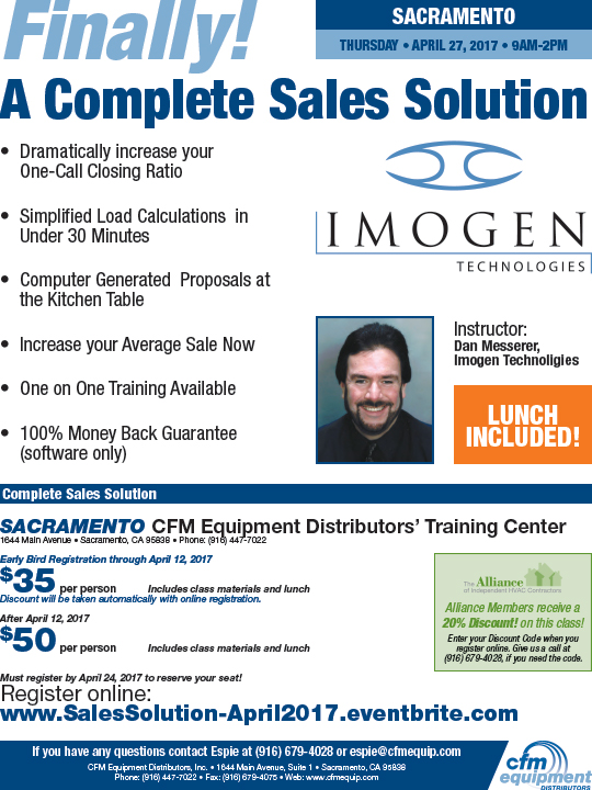 2017 0427 Imogen - A Complete Sales Solution SAC-1
