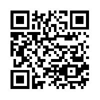 QR code for Knitting In The Round blog
