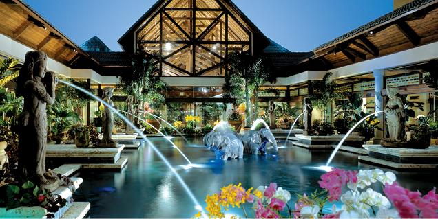 Orchid Court at Loews Royal Pacific Resort