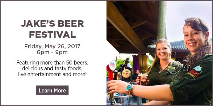 Jake's Beer Festival at Loews Royal Pacific Resort