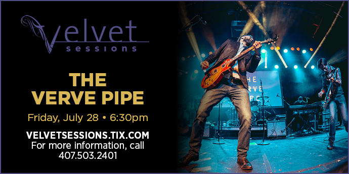 Velvet Sessions at Hard Rock Hotel at Universal Orlando featuring The Verve Pipe