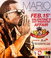 MARIO (R&B SuperStar) Live... @ The Kennedy (Valentine's...