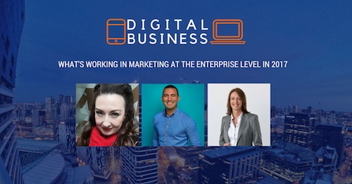 Digital Business events - March 2
