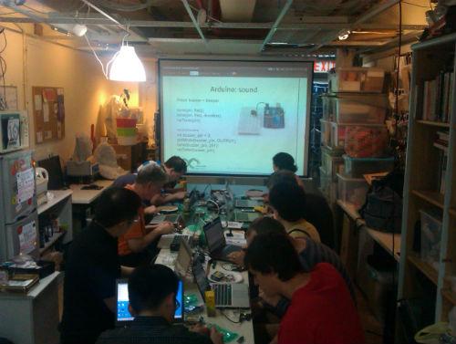 previous workshop at DSL