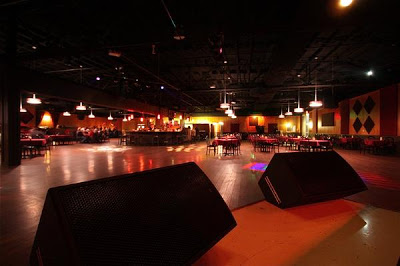 Pic of venue from the stage