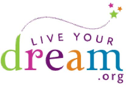 www.liveyourdream.org - Join the online community - empower lives in SC Upstate and worldwide