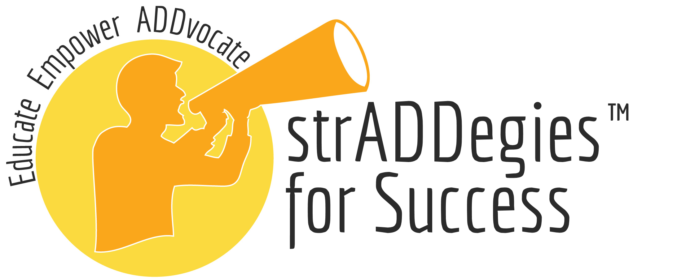 strADDegies for success logo