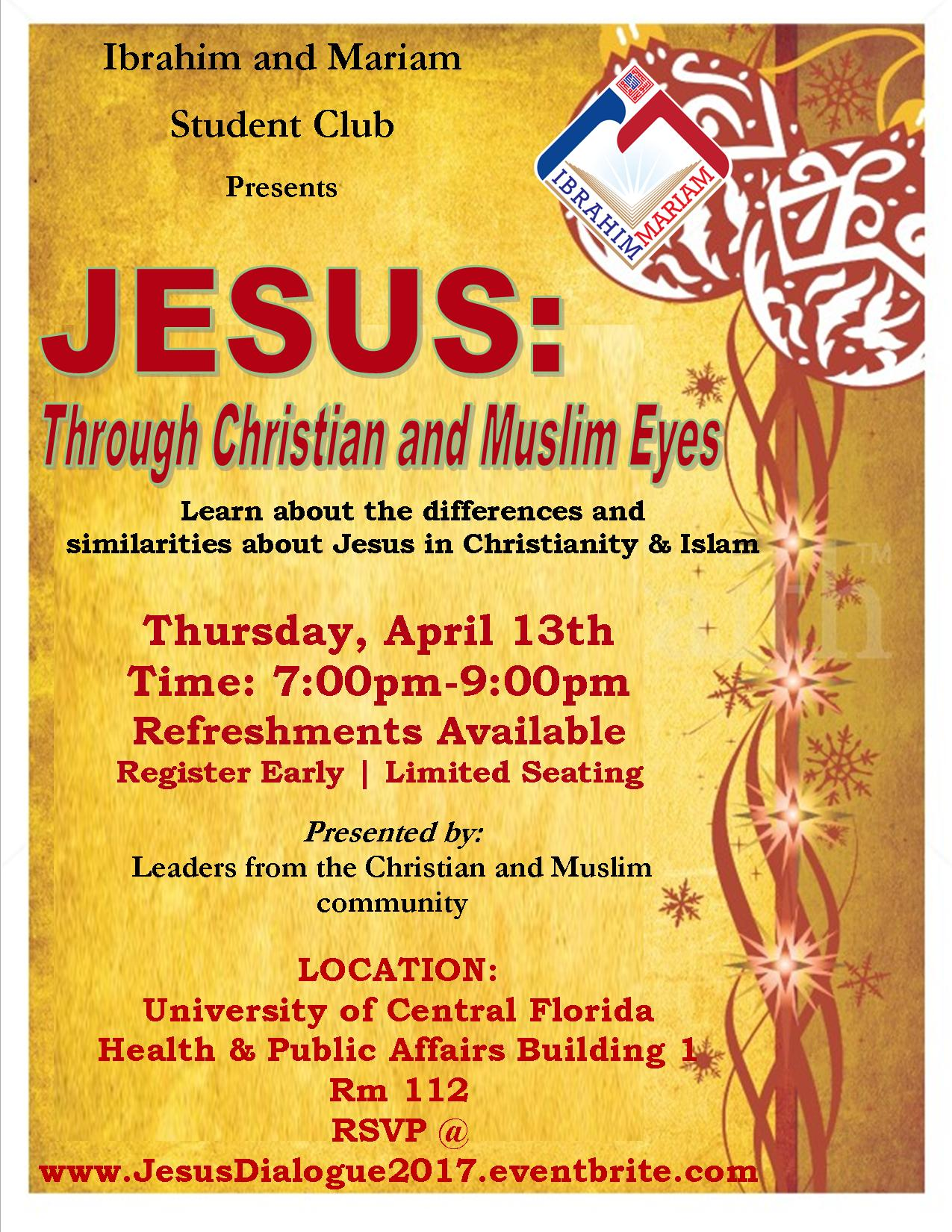 a christian view of islam essays on dialogue Poetry, art, film, and dialogue with spiritual leaders, practitioners, and teachers   the mission of the festival of faiths is to promote interfaith understanding,.