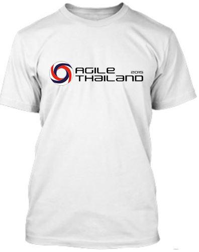 Agile Thailand 2015 T-Shirt