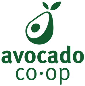 Avocado co-op logo