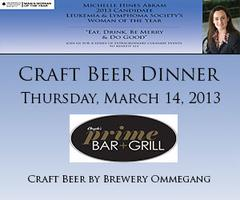 Craft Beer Dinner