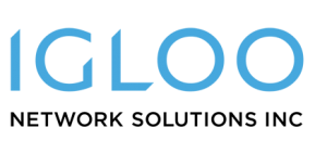 Igloo Networking Solutions Logo (a Toronto-based IT company)