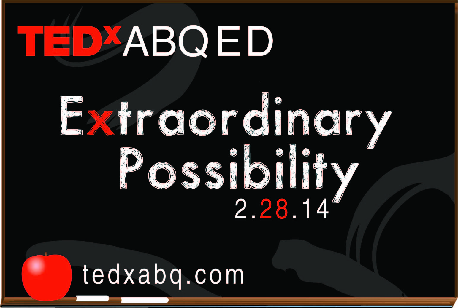 TEDxABQ Education - Extraordinary Possibility