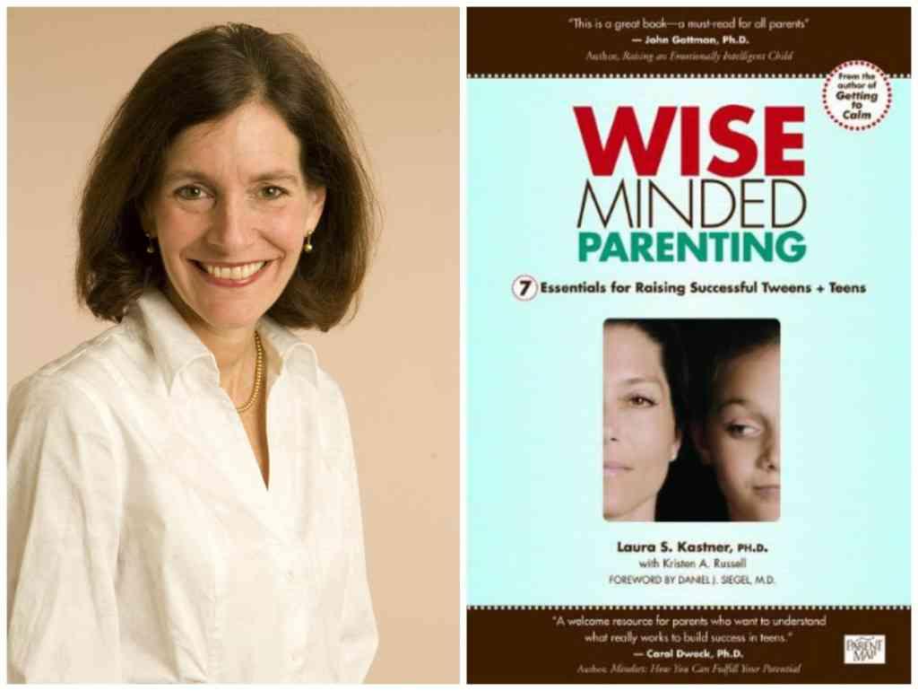 Dr. Laura Kastner - Wise Minded Parenting