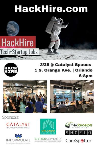 hack hire orlando