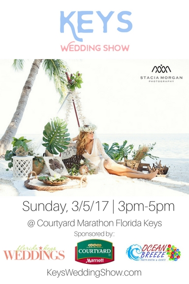 keys wedding show - showcase marathon fl