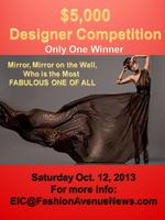 $5,000 CASH Designer Competition