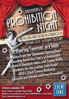 Prohibition Night @ PanAm. The Worst Kept Secret in Liverpool
