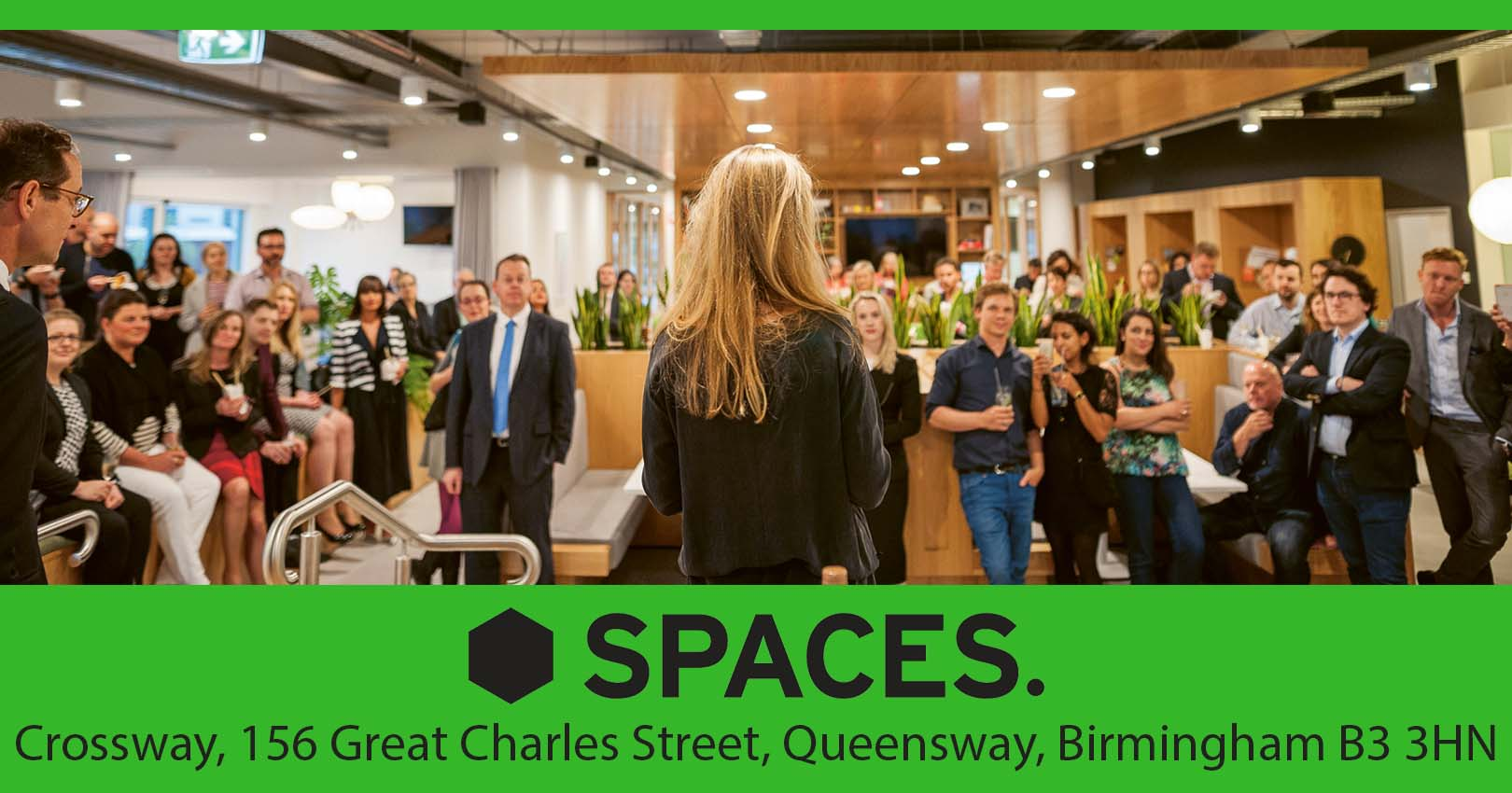 Coffee & Natter Birmingham Spaces