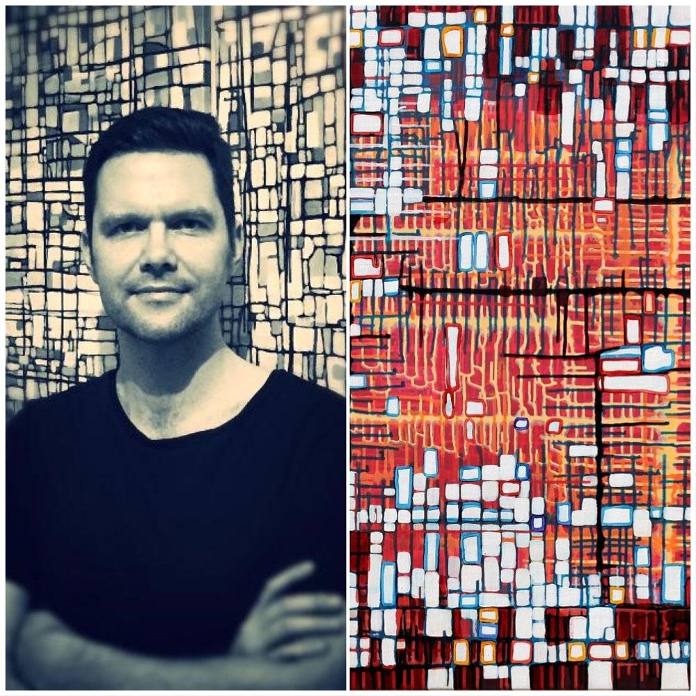 Mike Fullarton - Elizabeth James Gallery