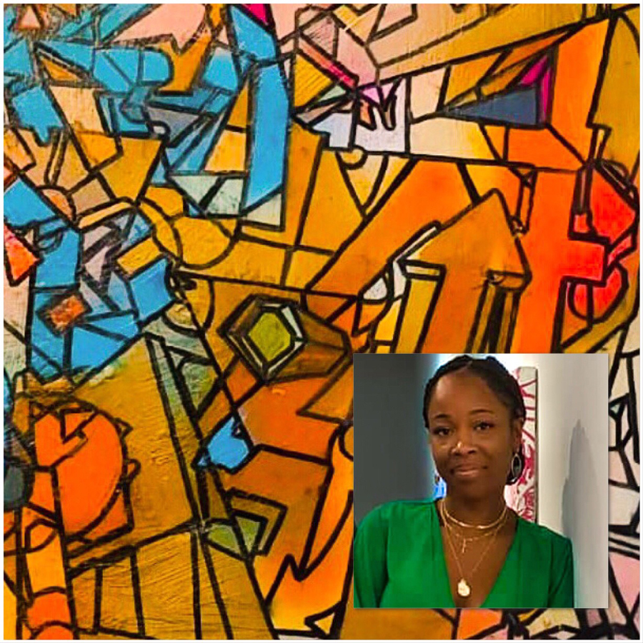 Amina Hunte - Art Without Exception Exhibition