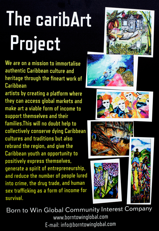 The CaribArt project