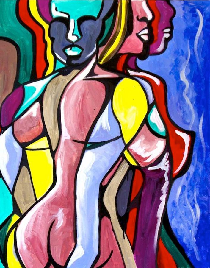Shapers of Minds - Elizabeth James Gallery