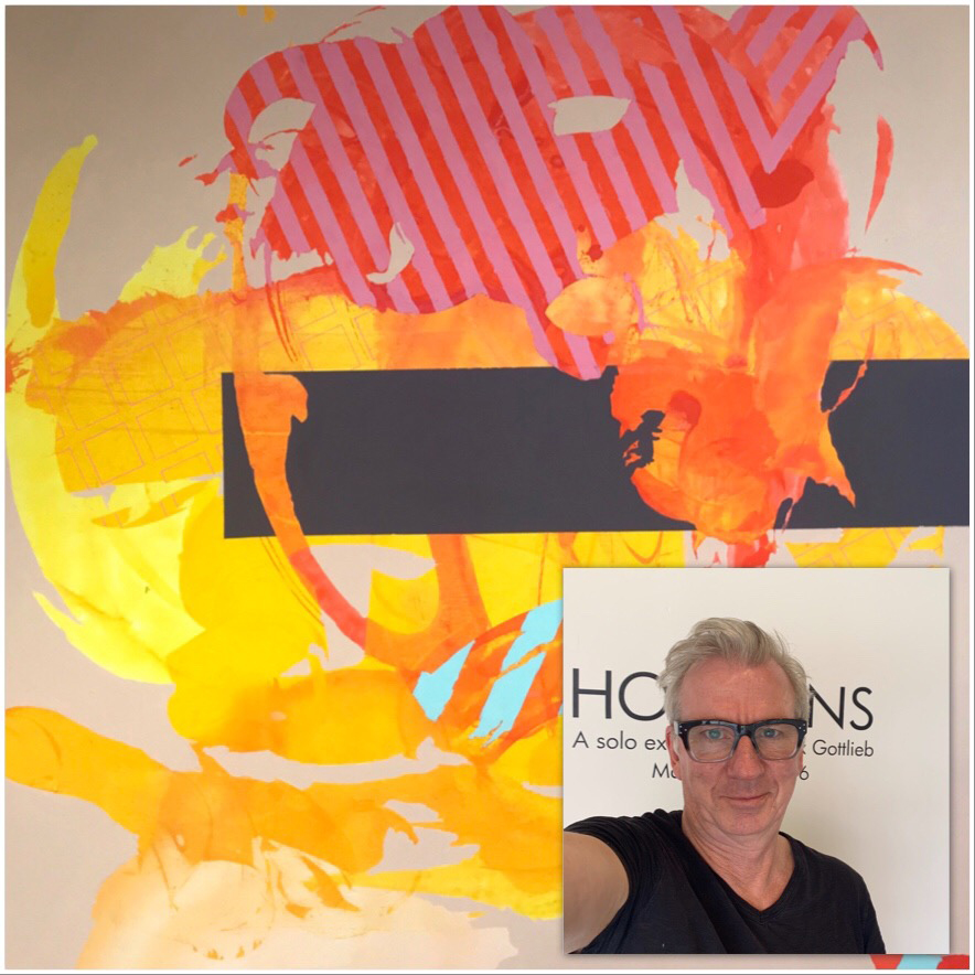 Max Gottlieb - Abstract Art Group Exhibition