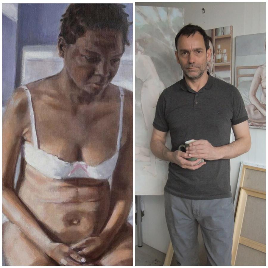 Peter D'Alessandri   Juxtaposition   Elizabeth James Gallery