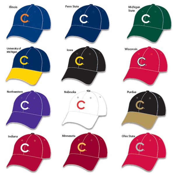 cool hats!