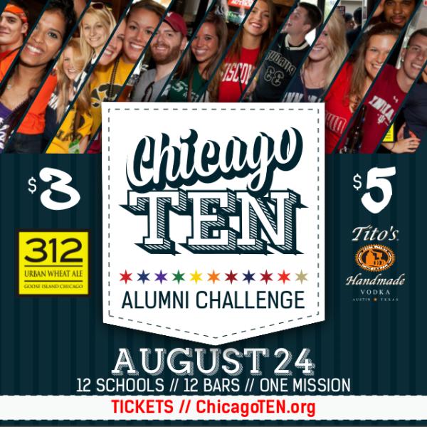 2013 ChicagoTEN Alumni Challenge