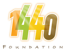 1440 Foundation Logo