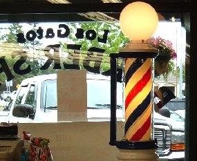 Los Gatos Barber Shop