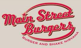 main street burgers logo