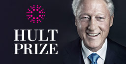 Hult Prize with Bill Clinton