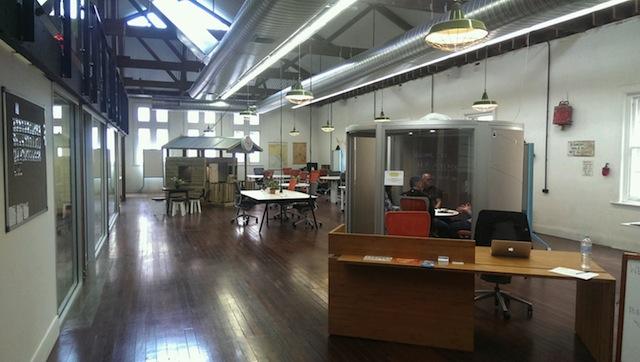 Hub Adelaide Main Cowork