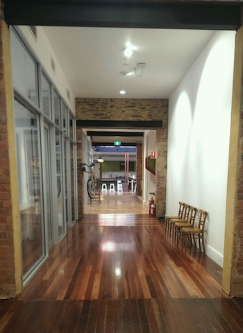 Hub Hall