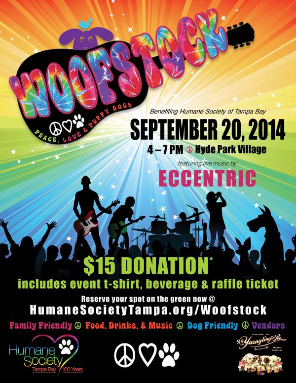 Woofstock Flyer