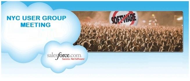 NYC Salesforce.com User Group Meeting