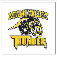 Miami Valley Thunder Pro Indoor Football Vs Chicago Pythons