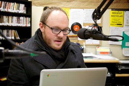 WSCA Portsmouth Community Radio
