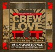 Atlanta's new Tuesday Hot Spot, *SIGNATURE LOUNGE*