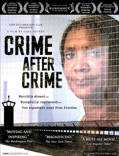 Crime after Crime Poster