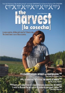 The Harvest Film Poster