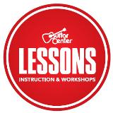 Guitar Center Lessons Logo